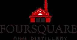Foursquare distillery logo