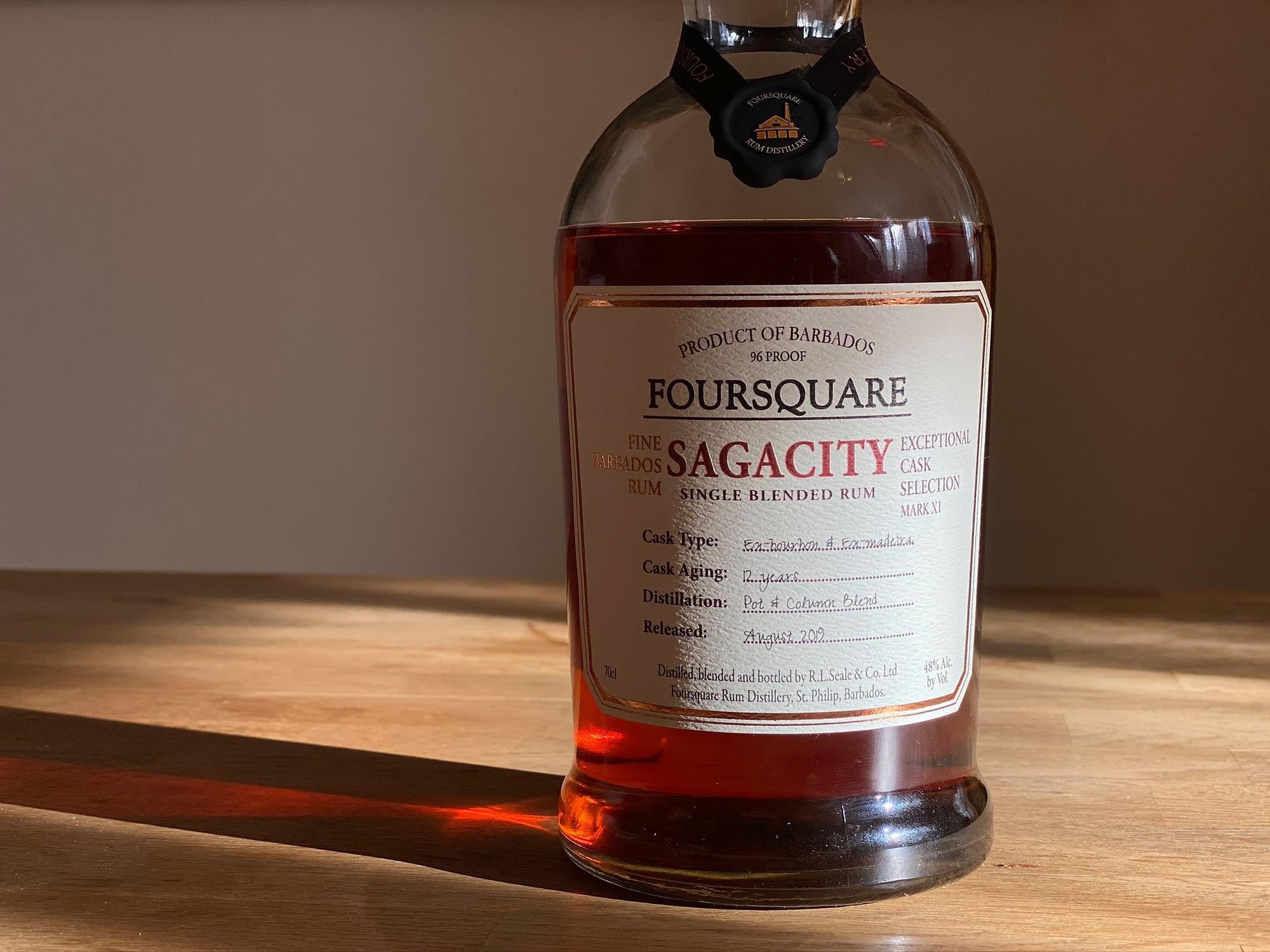Foursquare Sagacity – Nebe stokrát jinak