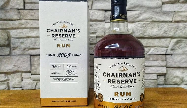 chairmans reserve 2005