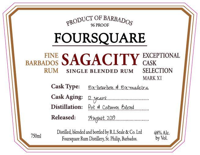 Foursquare Sagacity – opět unikátní ECS