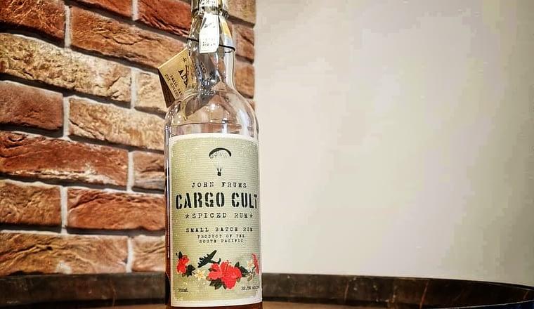Cargo Cult Dyr Spiced Rum