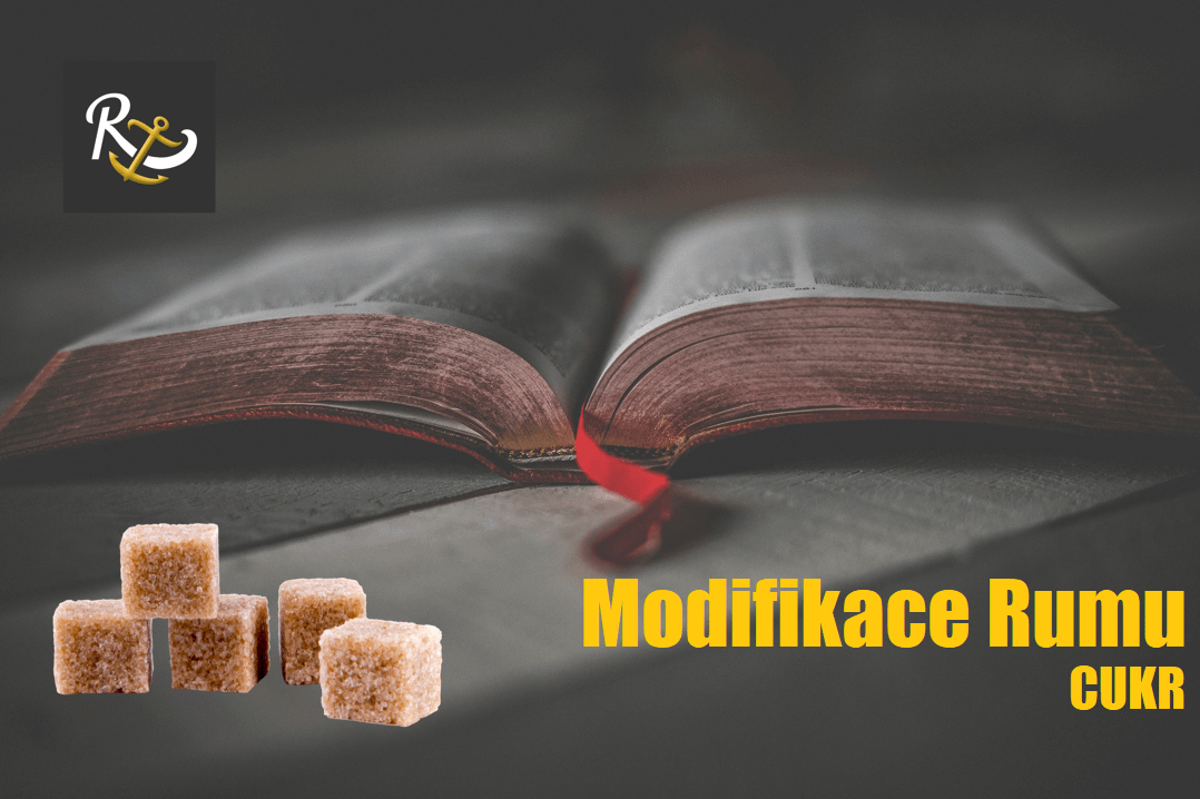 Modifikace rumu - cukr