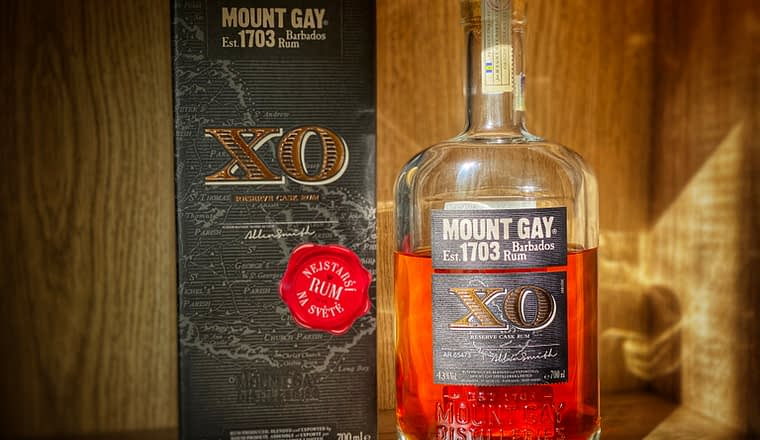 Mount Gay XO review