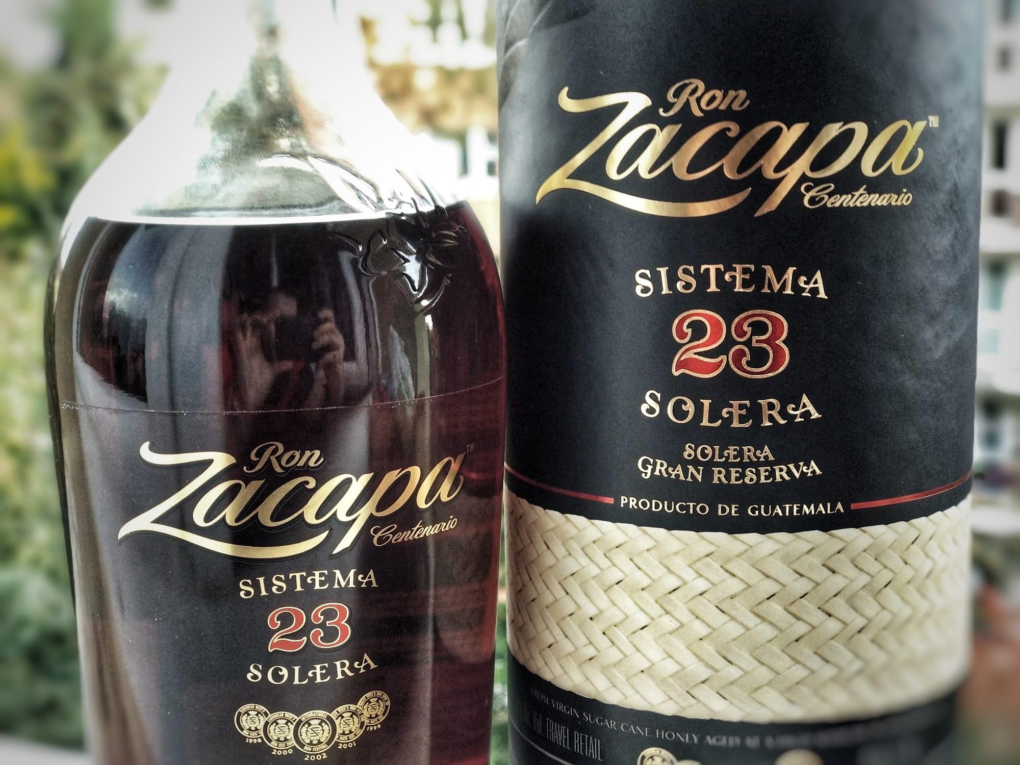 Ron Zacapa 23 Sistema Solera – rum z nebes