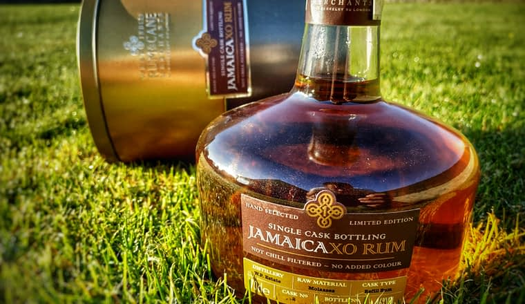 rum and cane jamaica XO