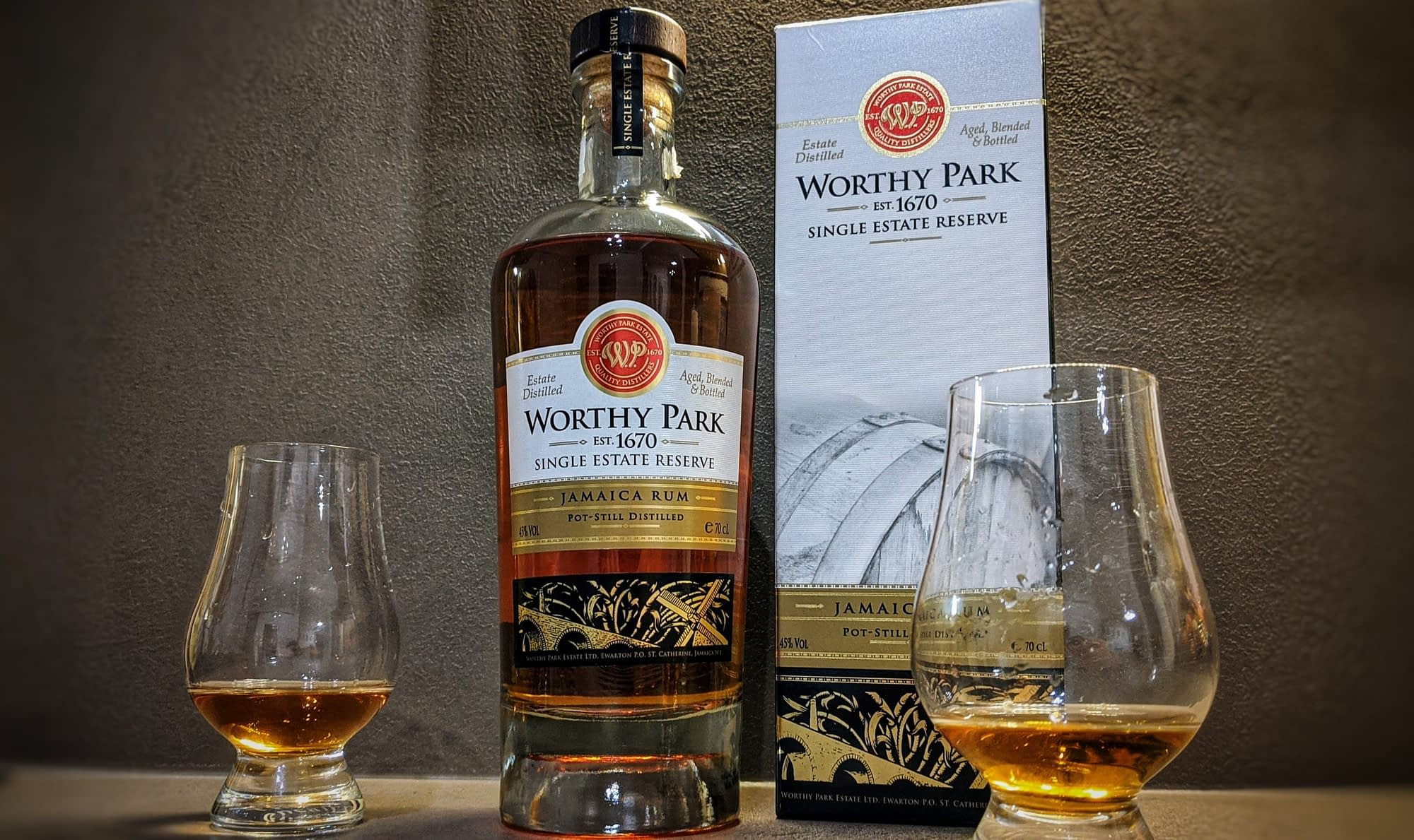 Worthy Park Single Estate Reserve – Jamajská raketa