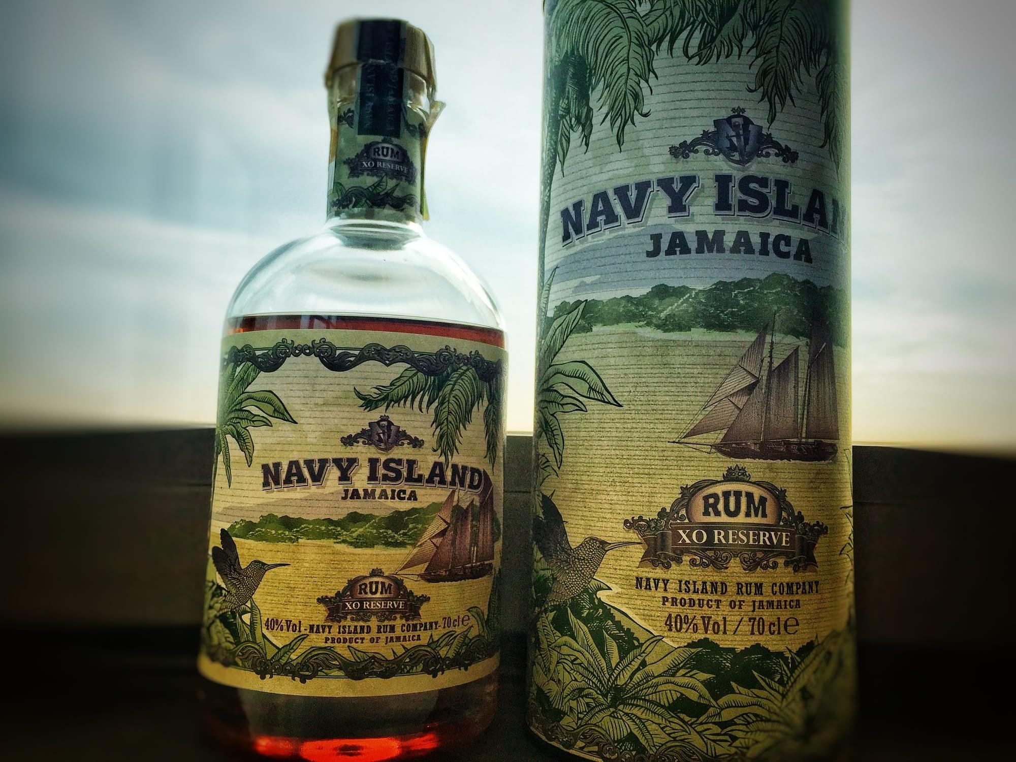 Navy Island XO Reserve  – Dejte na druhý dojem