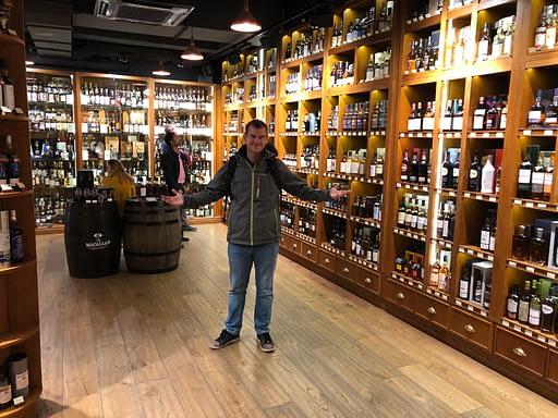 The Whisky Echange nabídka rumů