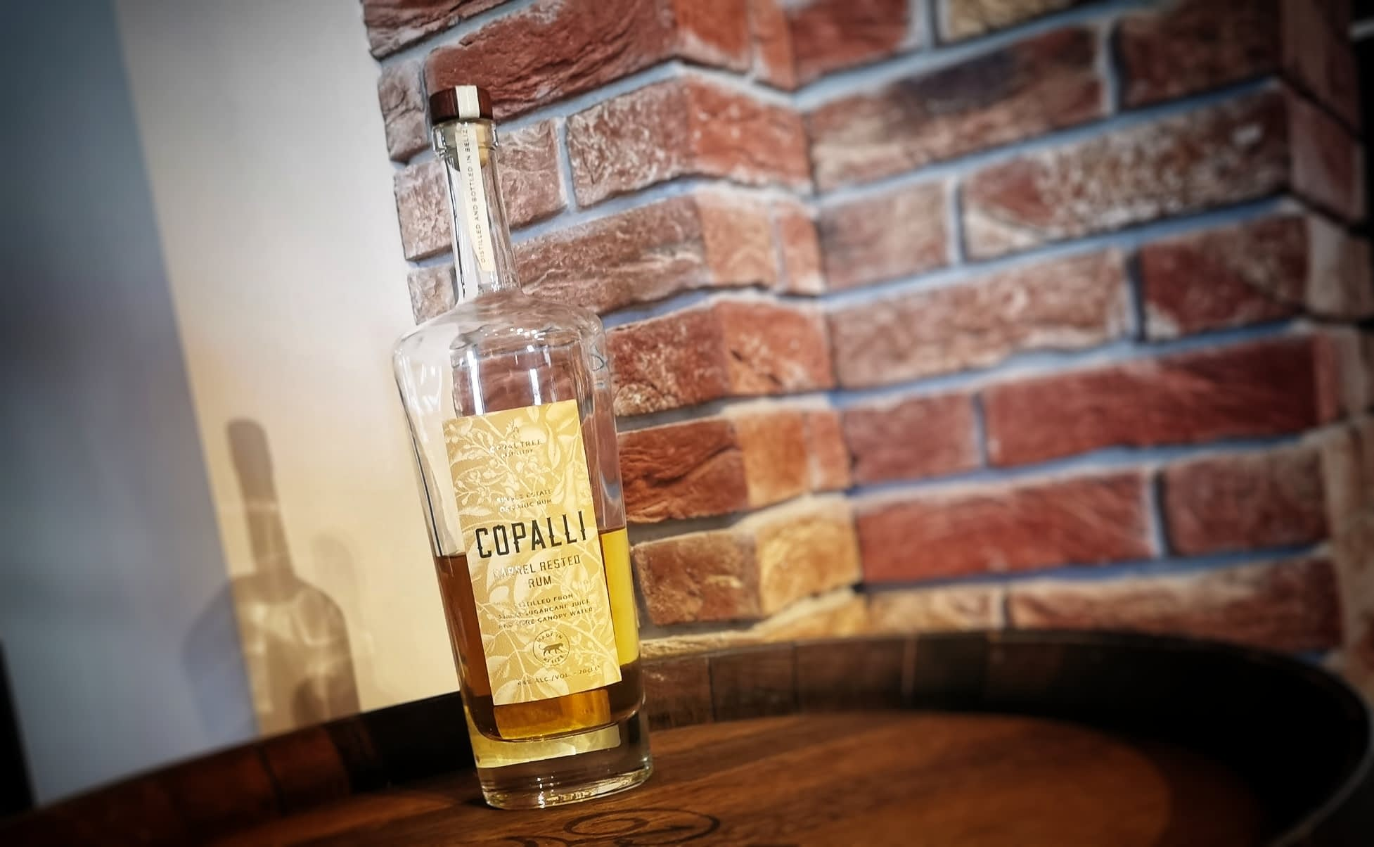 Copalli barrel rested rum – Přímo ze srdce pralesa