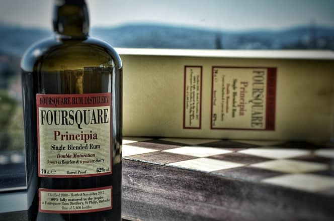 Foursquare Principia rum