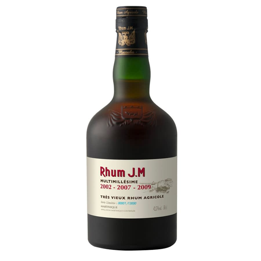 rhum jm multimillesime