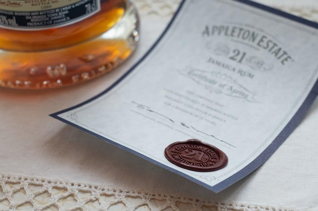 Appleton 21 letter