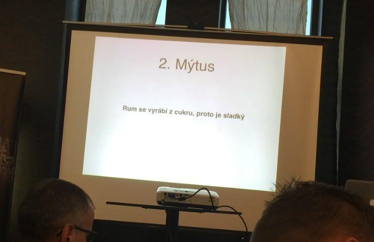 rumový mýtus č.2