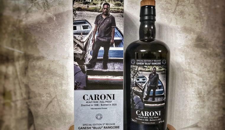 """Caroni Employees Ganesh """"Buju"""" Ramgobie 1998"""
