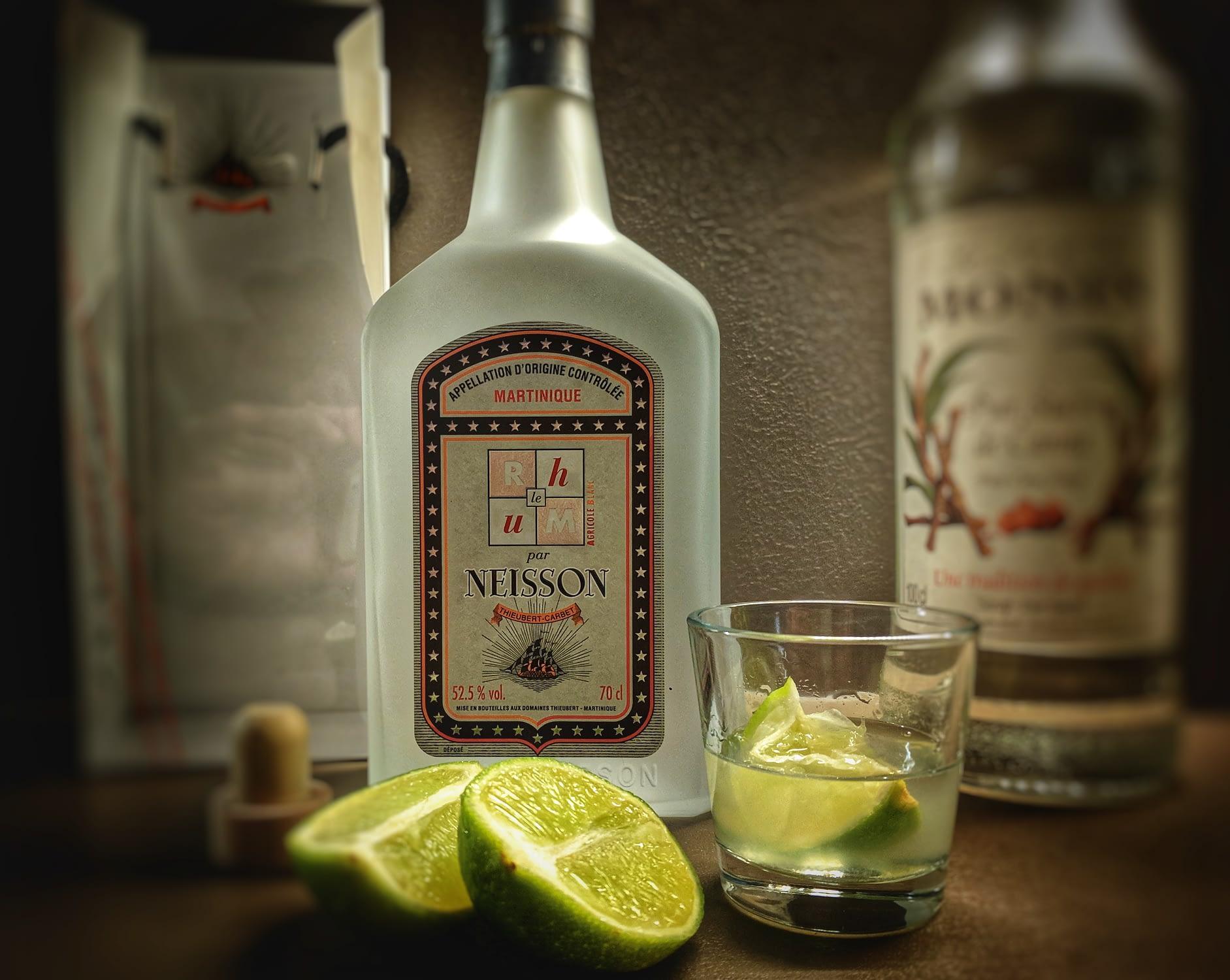 Rumové koktejly – Ti' Punch
