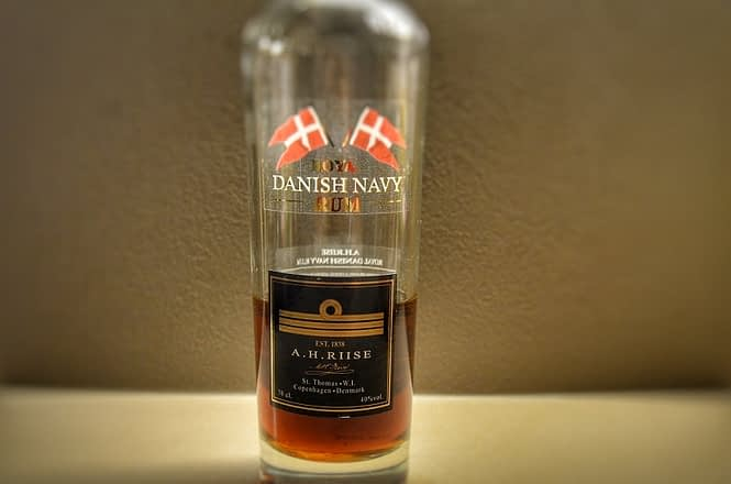 Royal Danish Navy rum