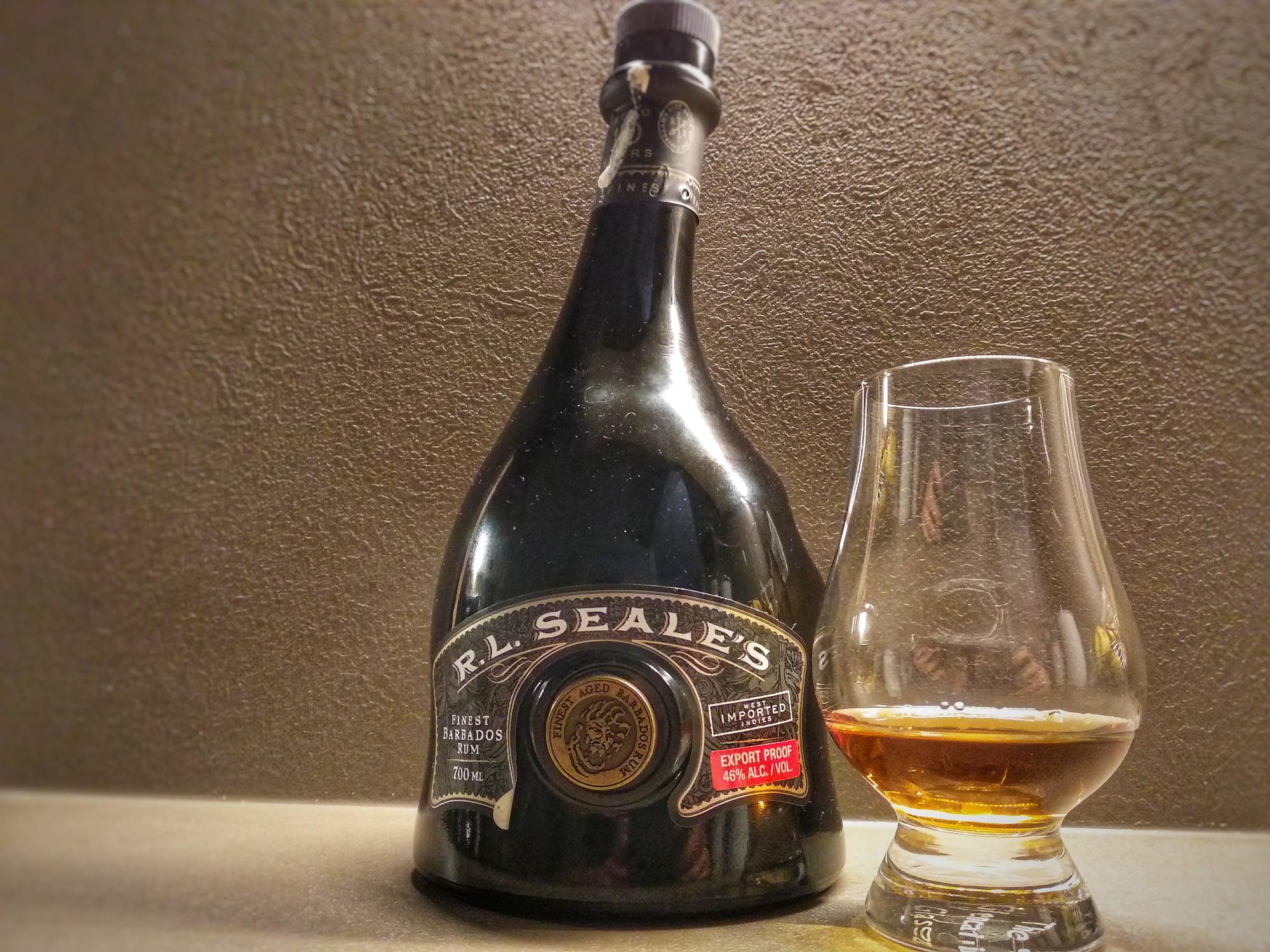 Foursquare R.L.Seales rum