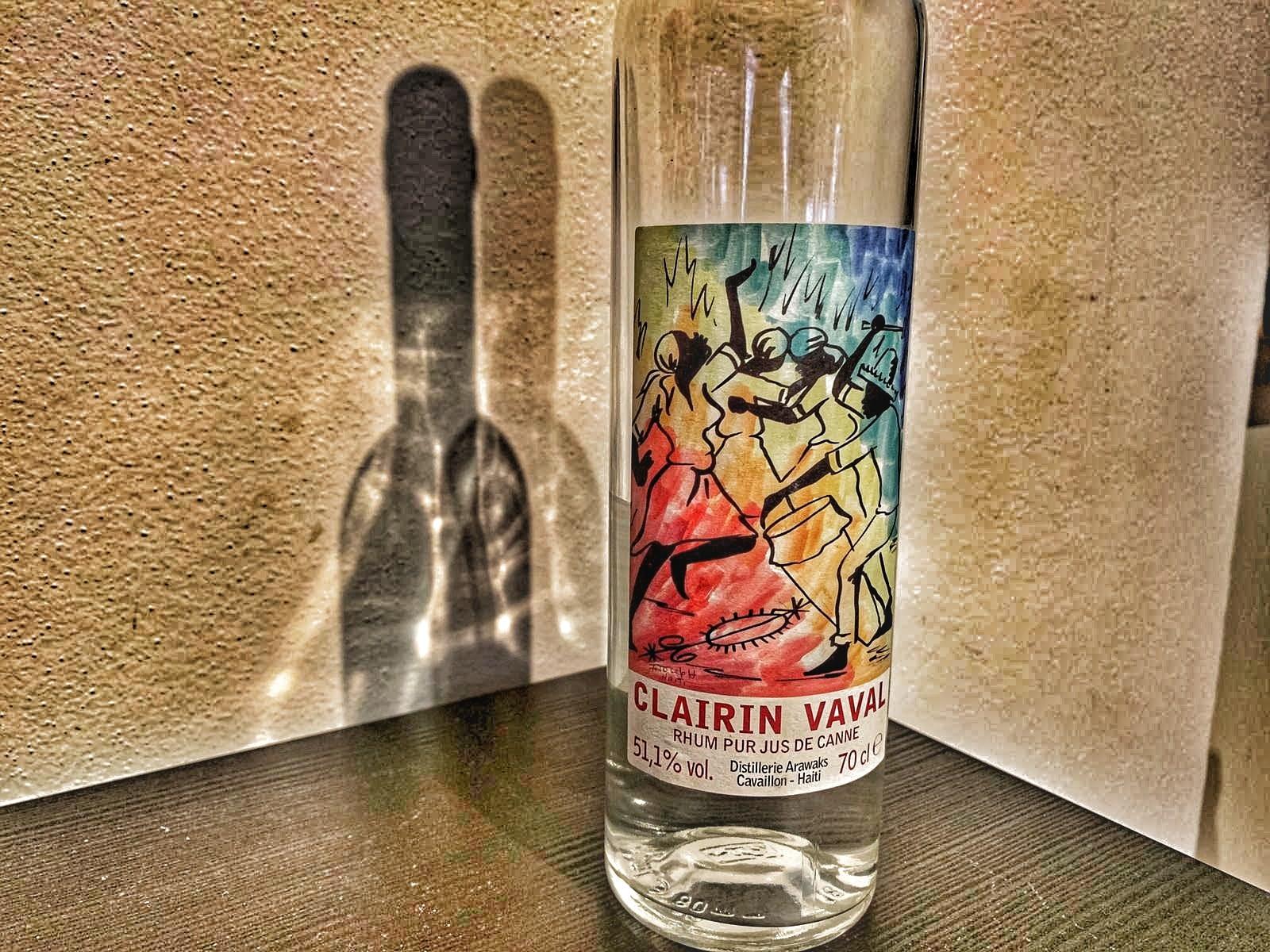 Clairin Vaval – Mění dogma o bílých rumech