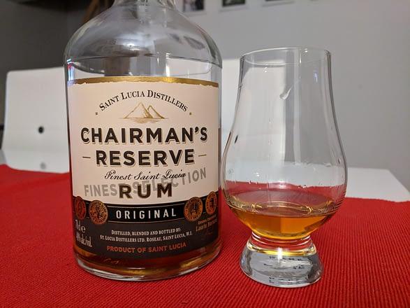 Chairman's reserve original