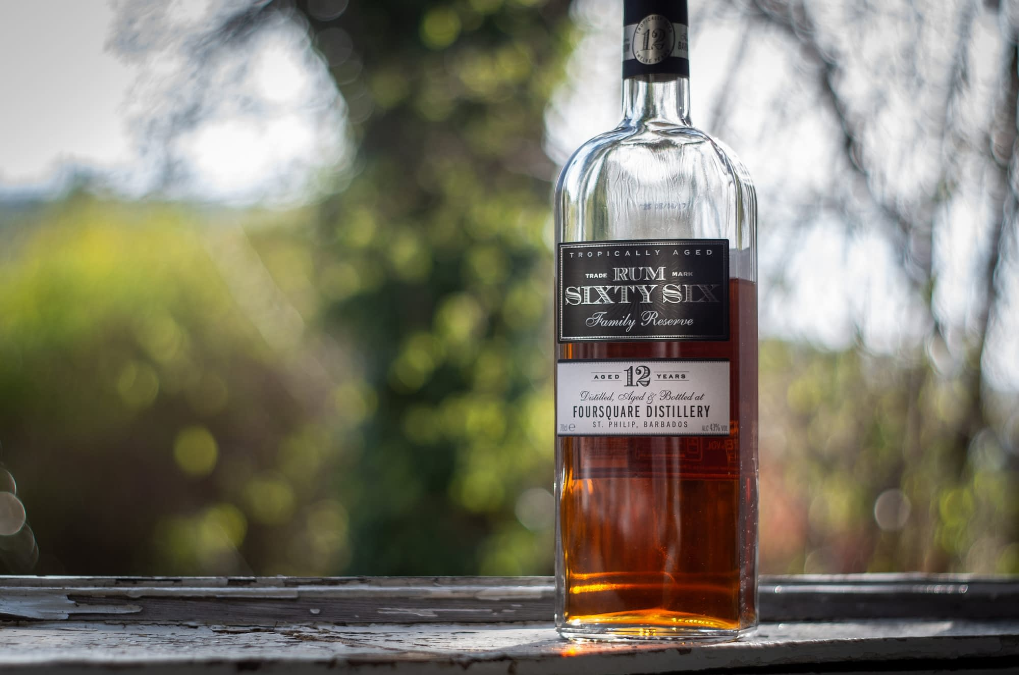 Rum Sixty Six – Takhle vypadá Barbados