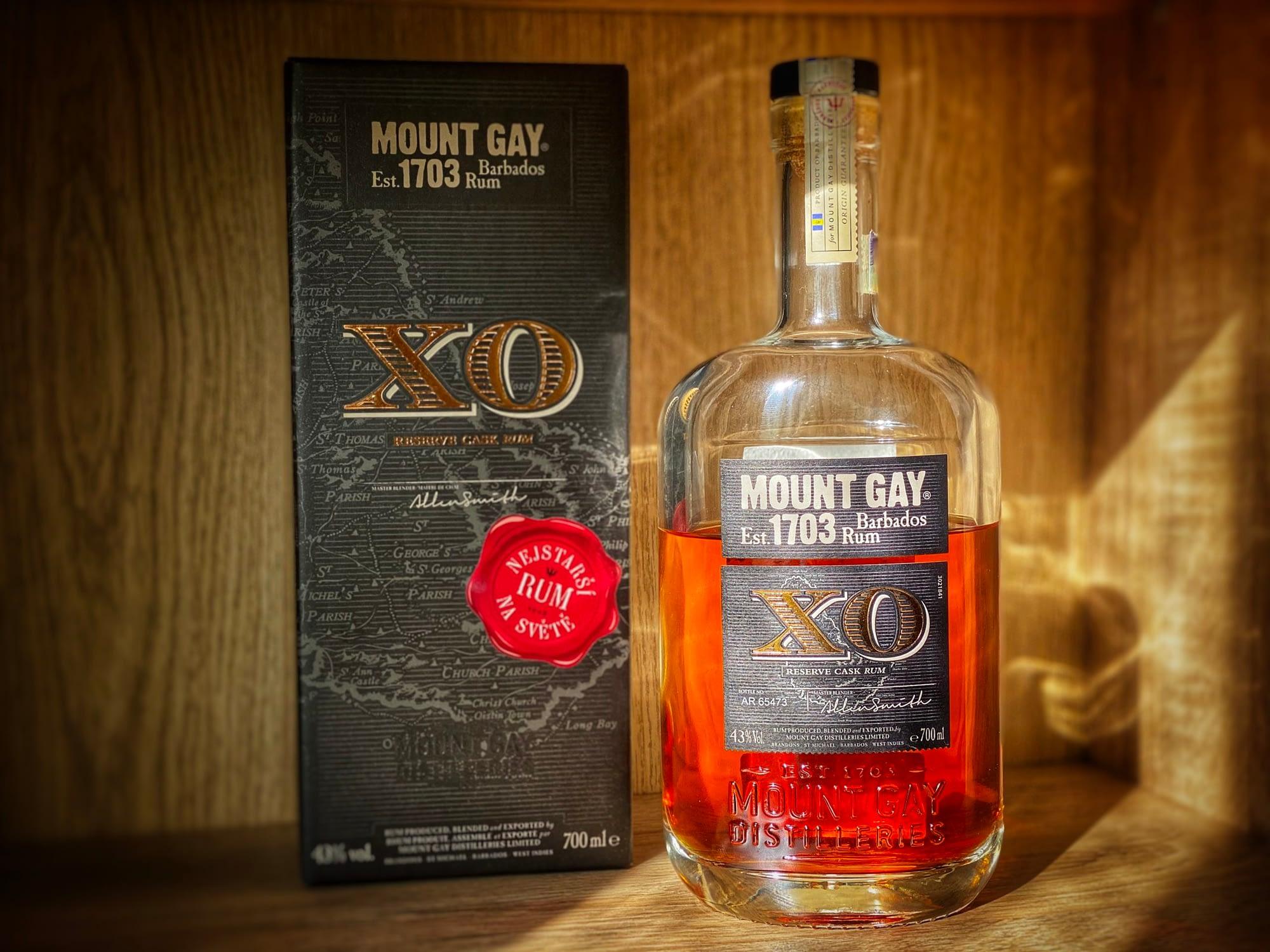 Mount Gay XO – Vítejte doma