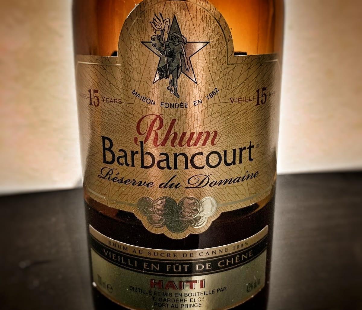 Rhum Barbancourt 15
