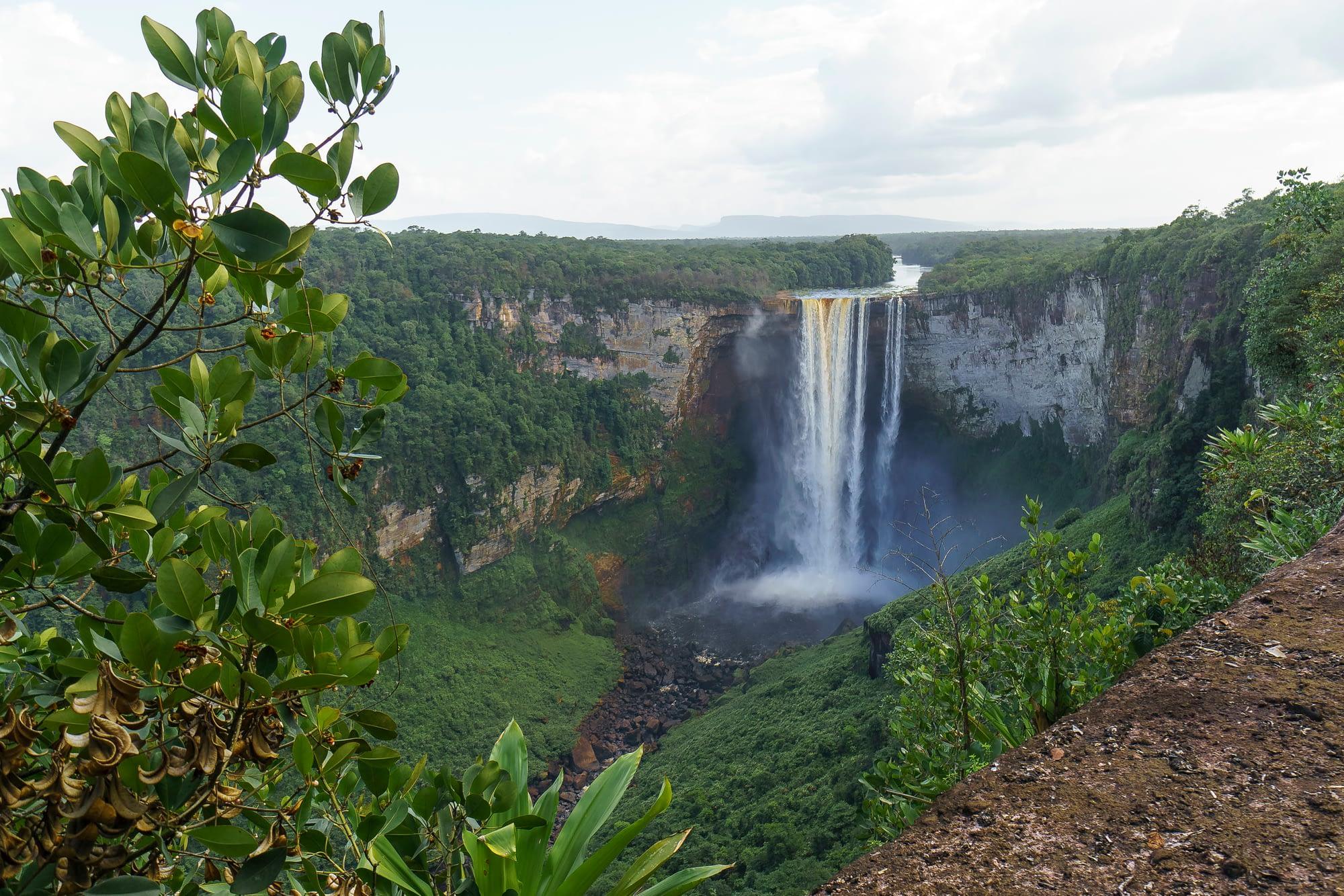 Ve stopách rumu – Guyana