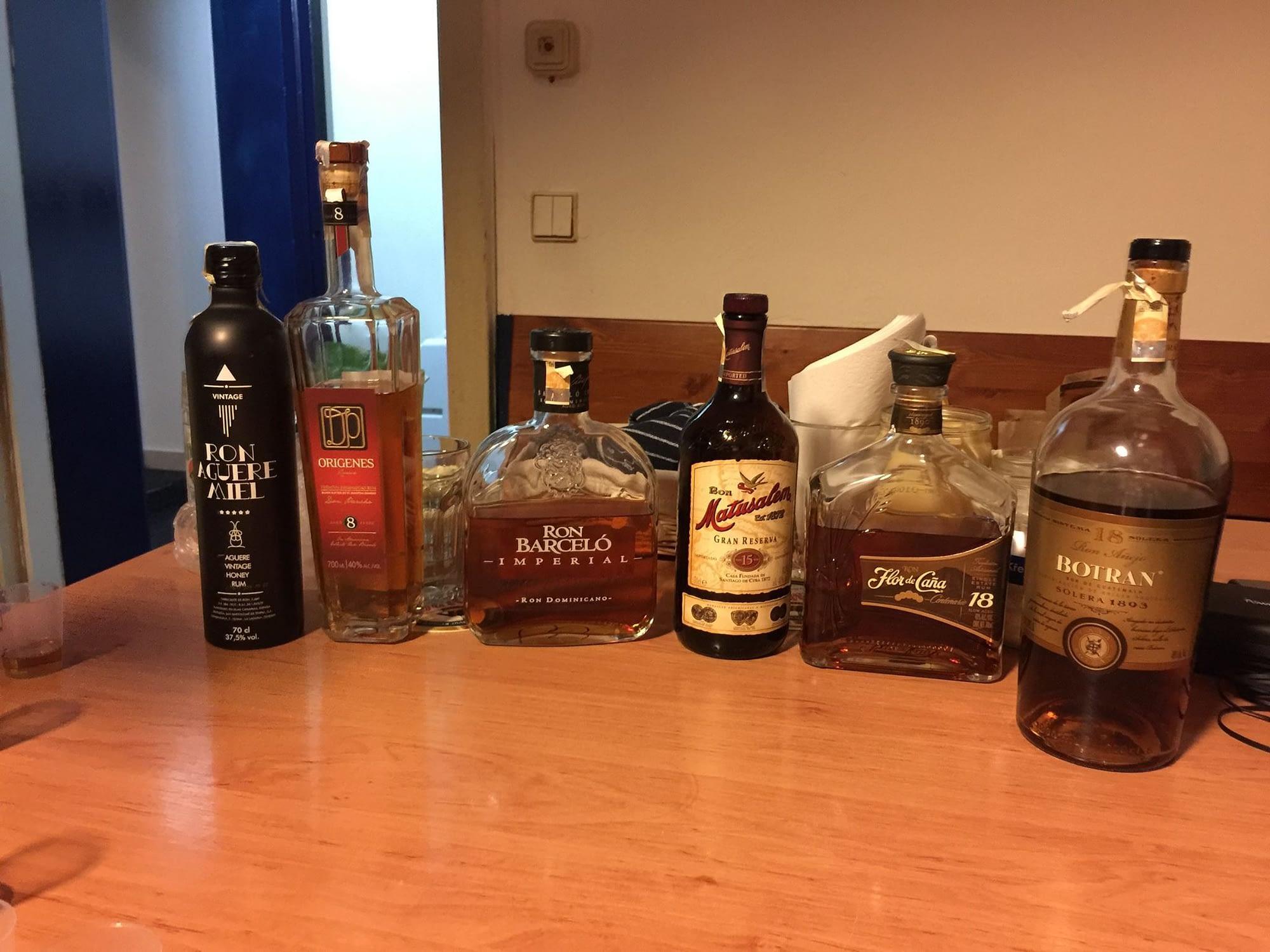 rumy spanelskeho typu