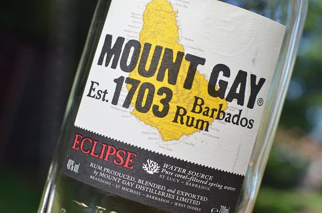 Mount Gay Eclipse