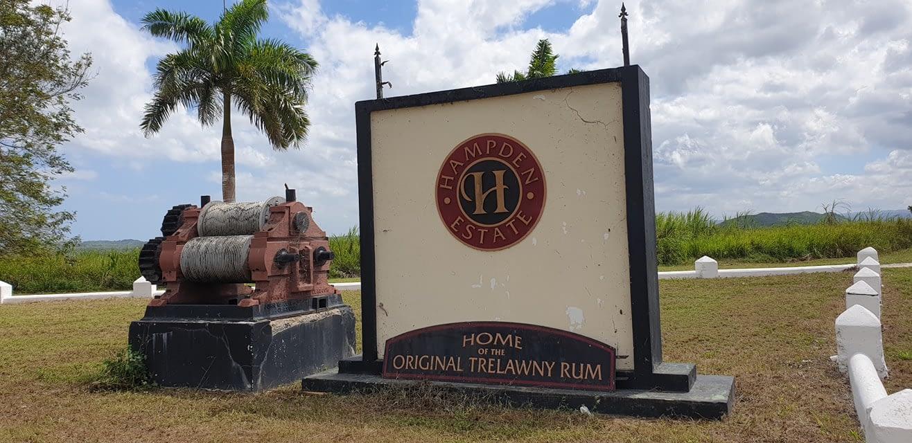 Rumové palírny – Hampden Estate