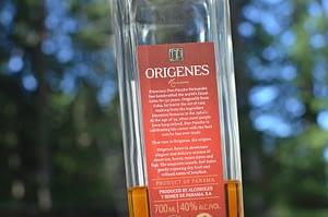 Don Pancho Origenes 8 label