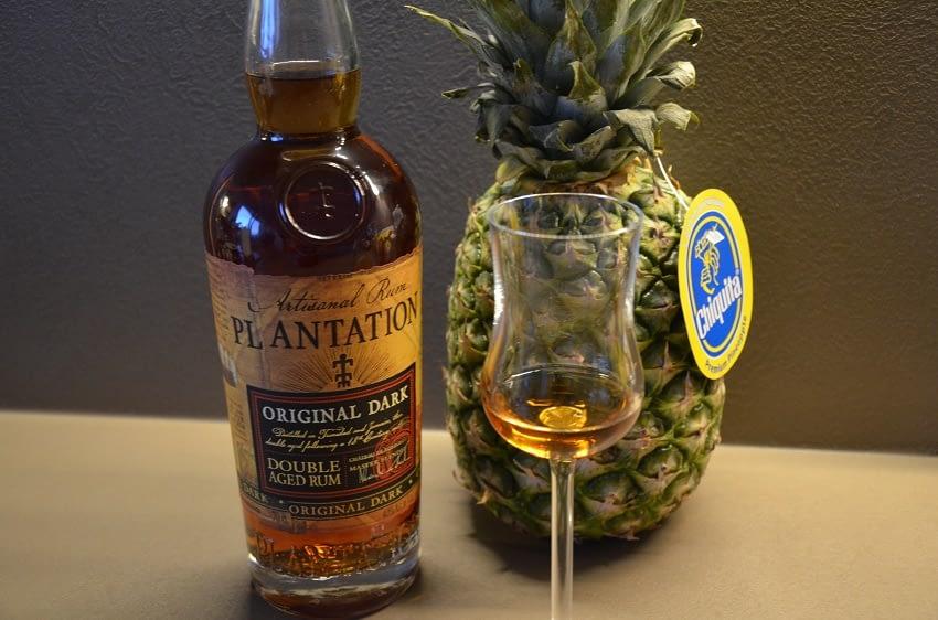 rumova infuze ananas