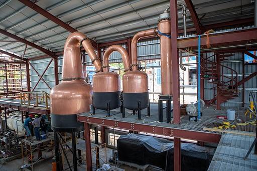 renegade distillery pot still