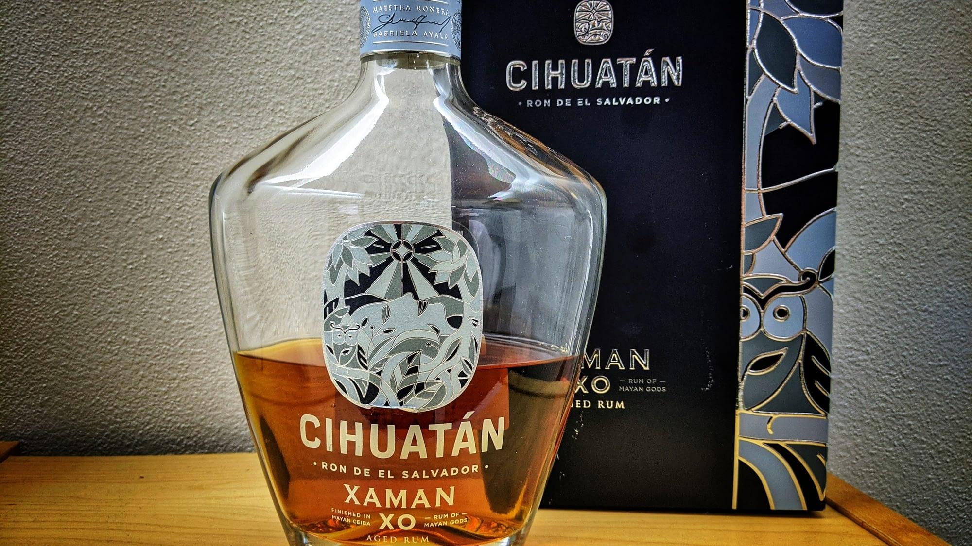 Cihuatán Xaman XO – dokonalá nuda