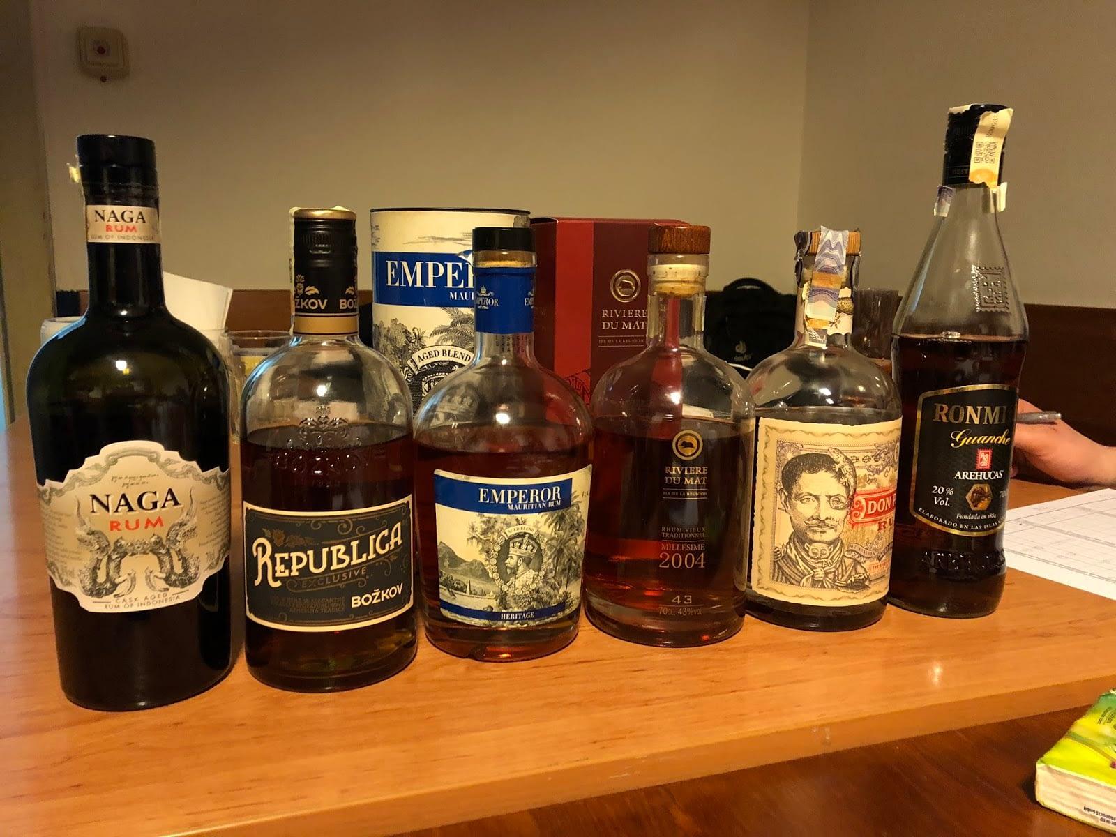 rumy mimo karibik