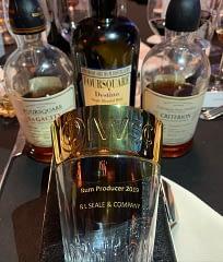 IWSC 2019 awards Foursquare