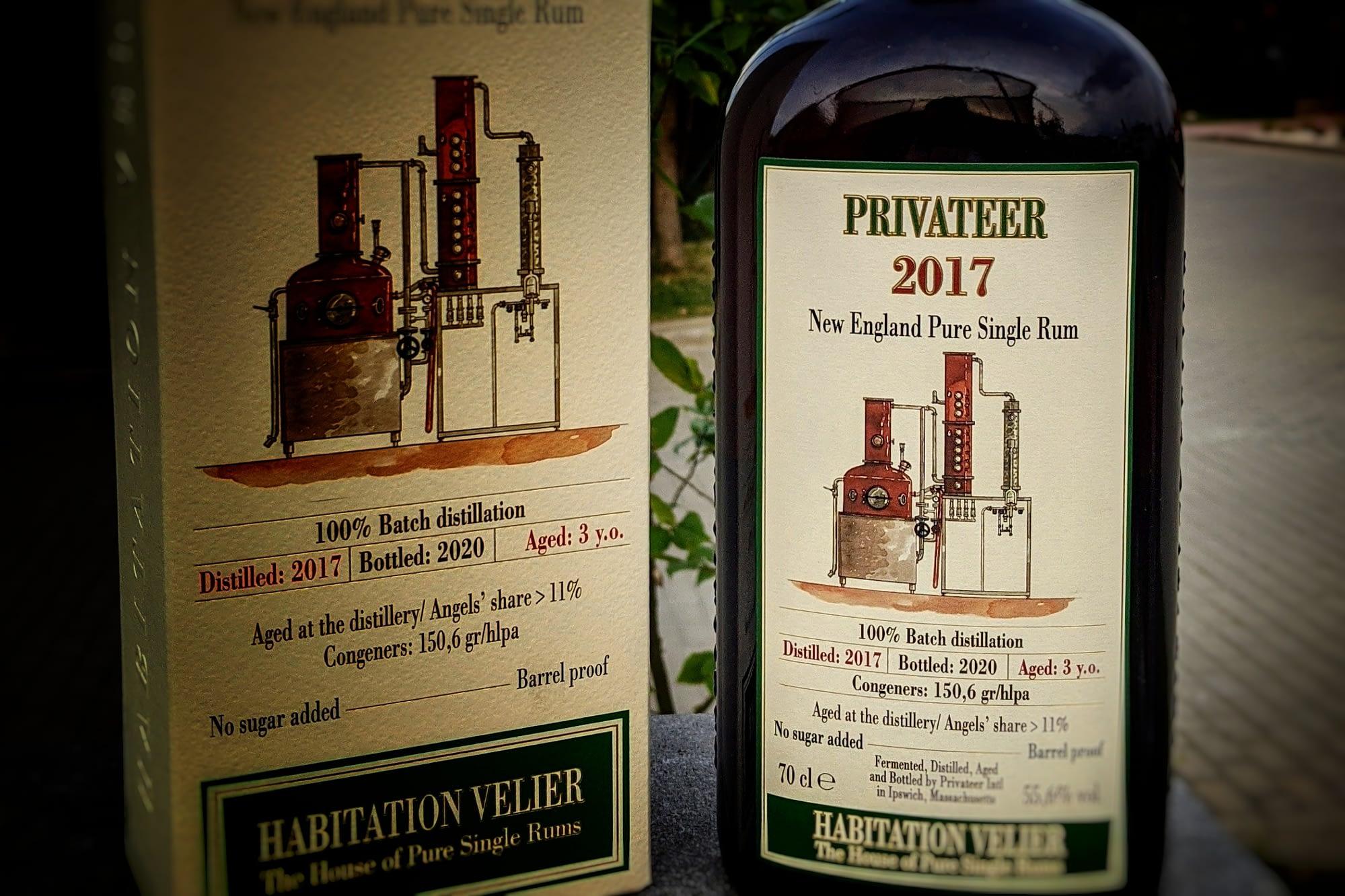 Habitation Velier Privateer 2017 – První americká vlaštovka
