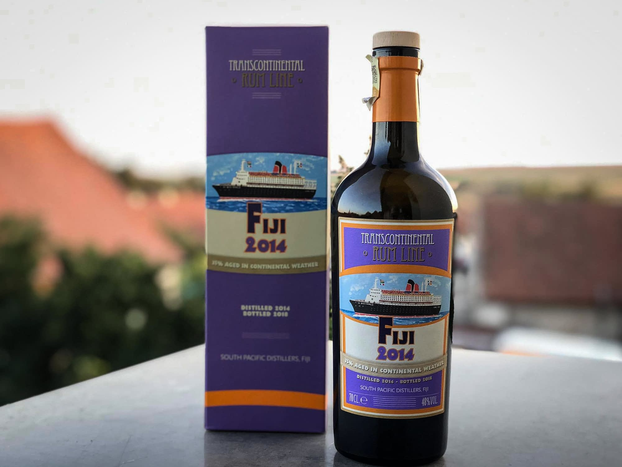Transcontinental Rum Line Fiji 2014 – Na vlnách (ovocného) podivna