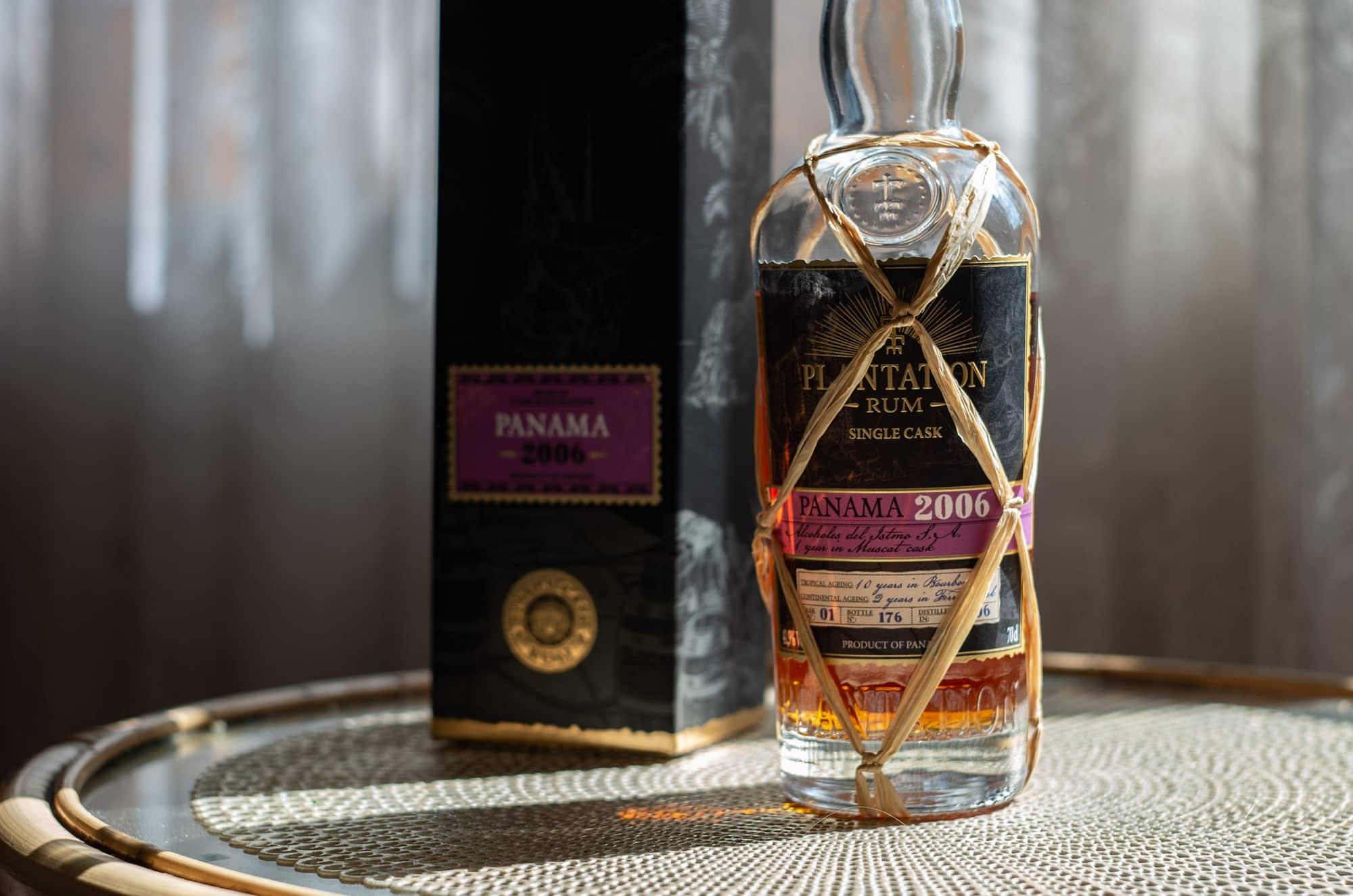 Plantation Single Cask Panama 2006