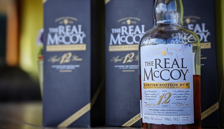 The Real McCoy 12 Limited Edition