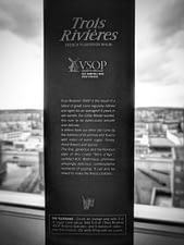 Trois rivieres VSOP box