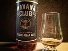 Havana Club Puerto Rican rum
