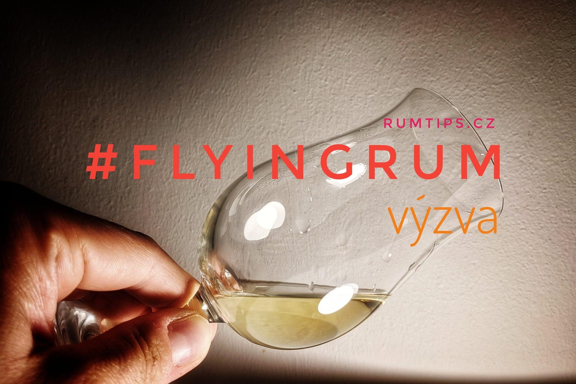 #flyingrum výzva