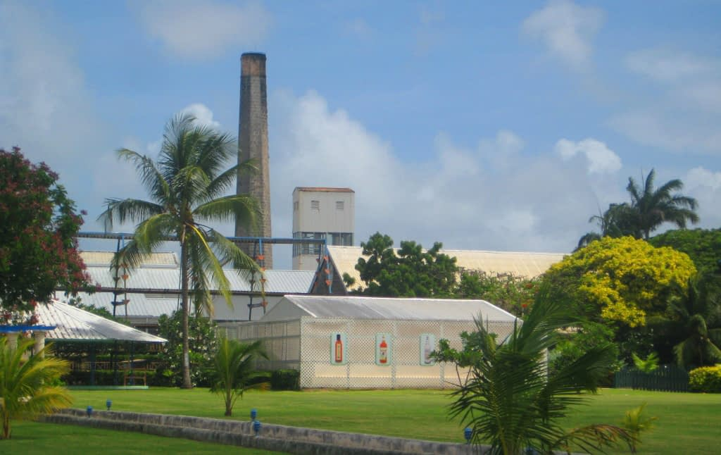 Foursquare rum distillery photo