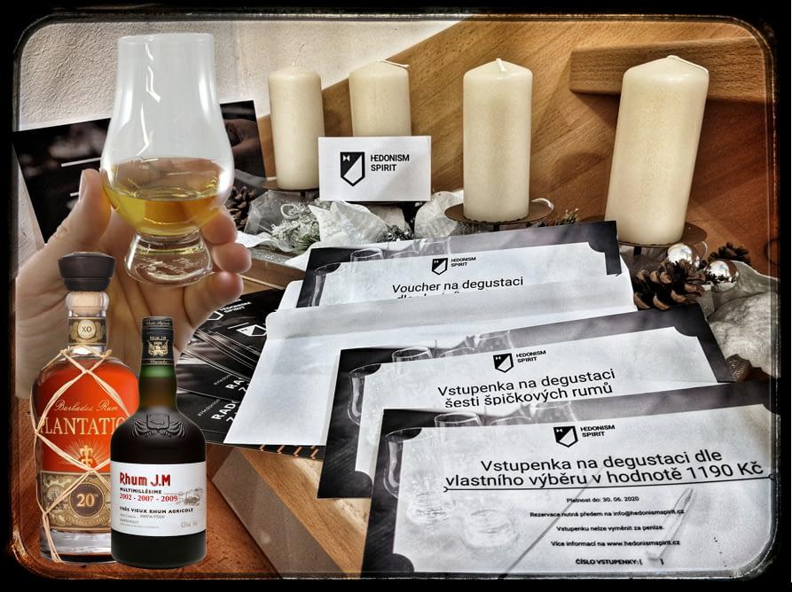 Rumové dárky 2019 – pro laiky i nadšence