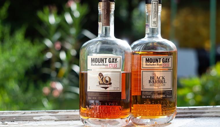 Nové blendy Mount Gay