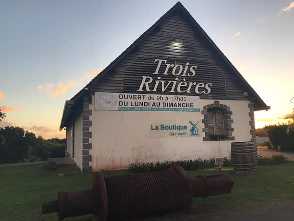 trois rivieres rhum house