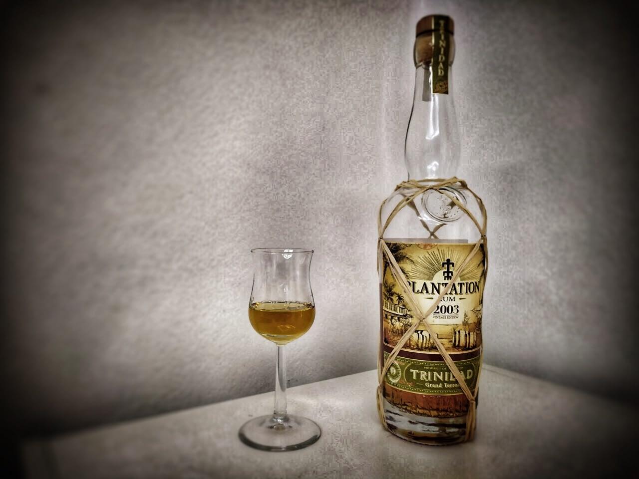 Plantation Trinidad 2003 – Jednoduše líbivý rum