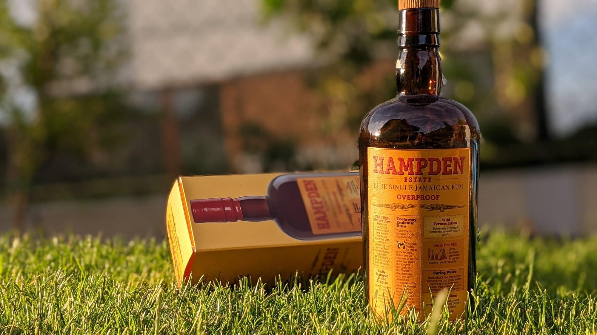 Hampden Estate Overproof – rum z továrny na zážitky