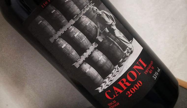 Velier Caroni 2000